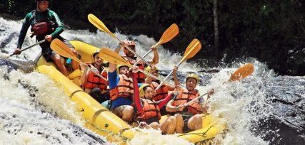 Rafting Território Selvagem