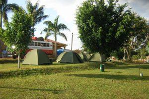 Pacote Brotas Camping Território Selvagem Canoar