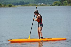 Stand Up Paddle Território Selvagem Canoar